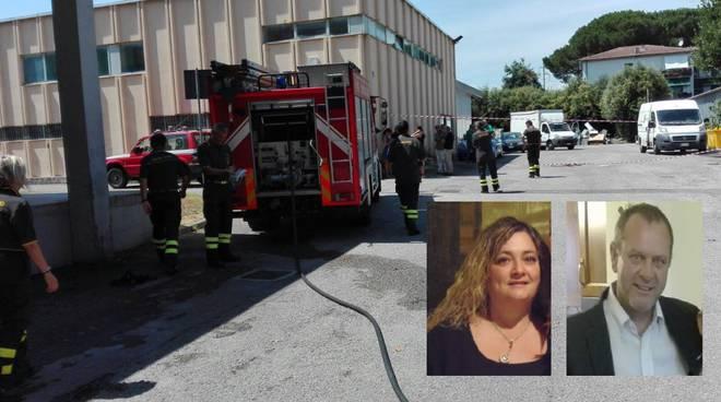 Femminicidio a Lucca: morta Vania Vannucchi, bruciata dall'ex fidanzato