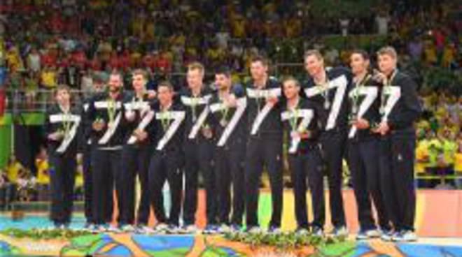 Olimpiadi 2016: Italia sconfitta dal Brasile, argento per la pallavolo maschile