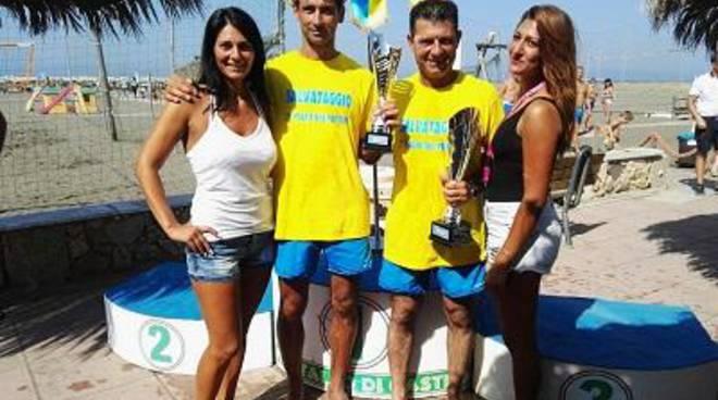 """Il Tirreno si aggiudica il """"2° Trofeo Pattini Harmine"""""""