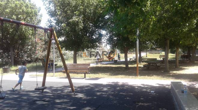 Parco Cetorelli a Fiumicino