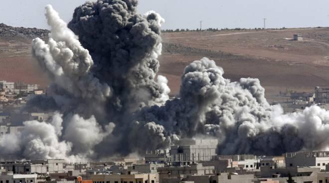 siria bombe