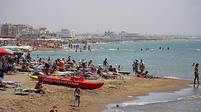 spiaggia ostia turismo