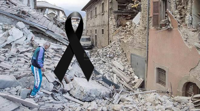 terremoto lutto nazionale