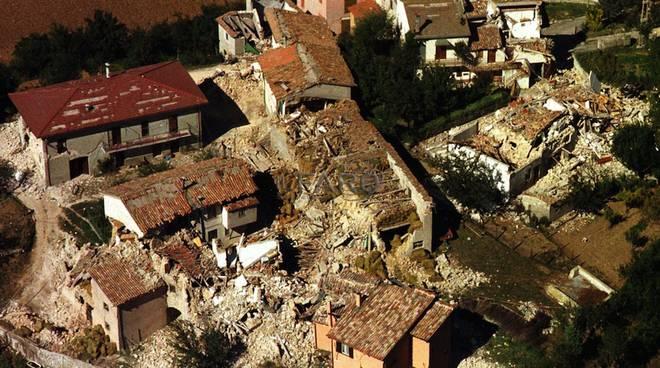 terremoto marche 1997