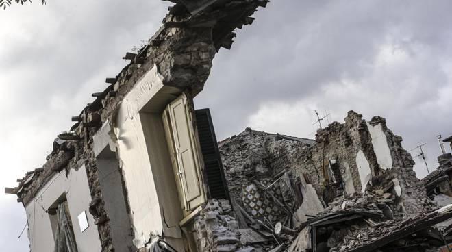 terremoto muro amatrice