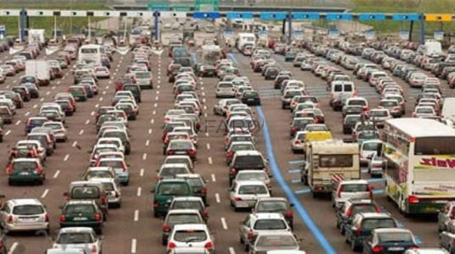 traffico code casello autostrade