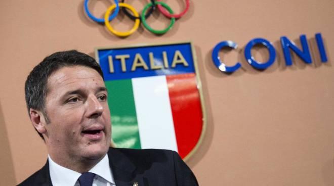 Renzi: rispettiamo Raggi ma no alle Olimpiadi sarebbe un peccato