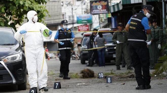 bomba thailandia