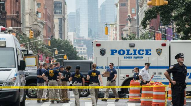 bombe a new york