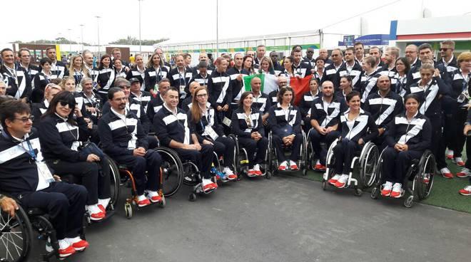 Paralimpiadi, atleti del Cip Emilia Romagna verso Rio