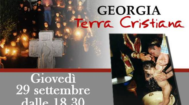georgia terra cristiana