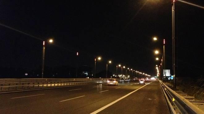illuminazione roma fiumicino