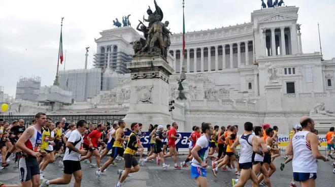 run with roma