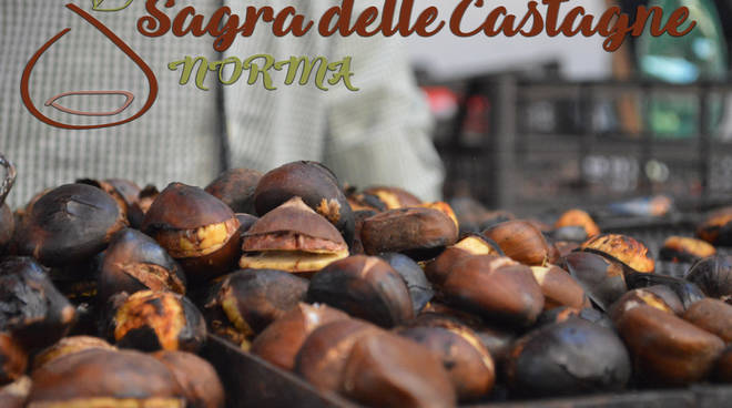 48^ Sagra delle Castagne a Norma