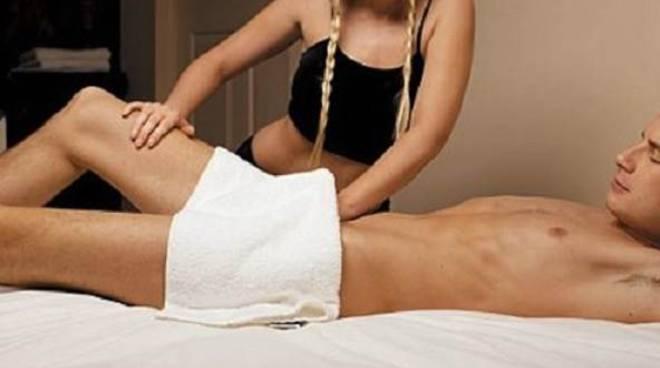 sesso massaggio formazione