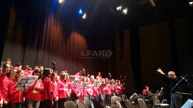 concerto scuola media Montalto al Padovani