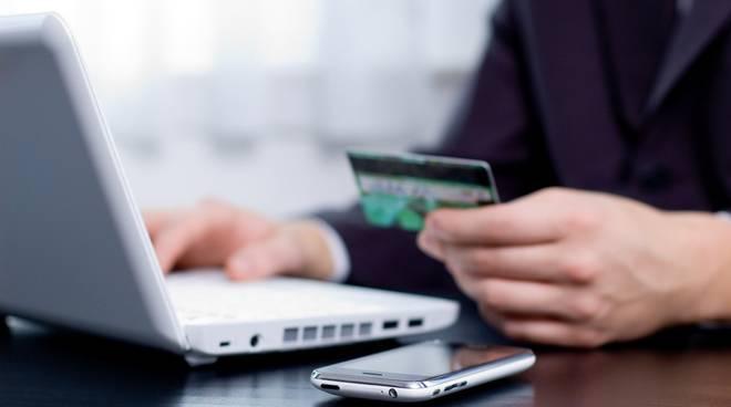 Conto online home banking banca