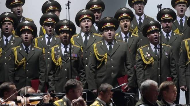 coro russia aereo precipitato