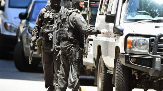 polizia australia