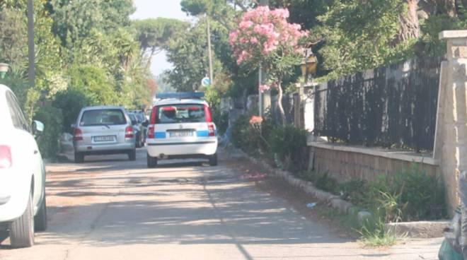 una delle strade di Lupetta