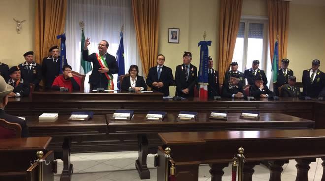 foto cerimonia giorno della memoria