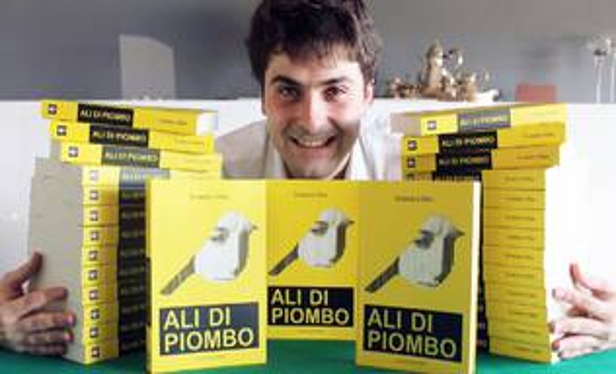 Gabriele Orsi, Ali di piombo