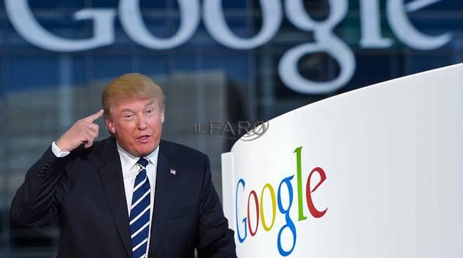 google trump