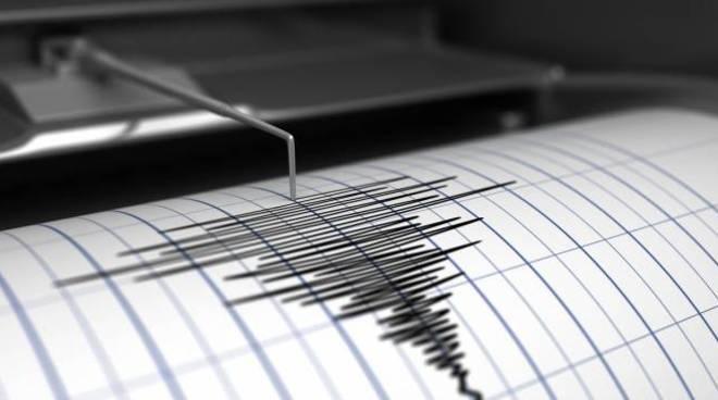 Terremoti: scossa magnitudo 3.1 vicino Potenza