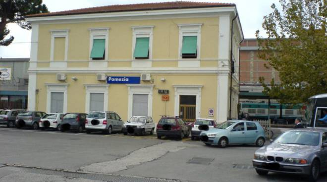 Stazione Santa Palomba