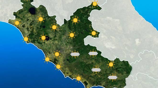 Meteo Napoli, nuvole e pioggia nel weekend 17-19 febbraio