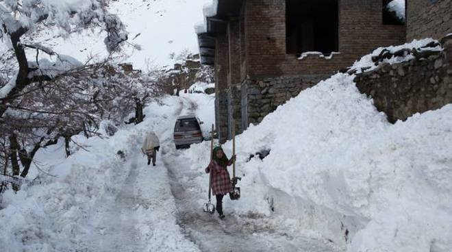 neve in afghanistan