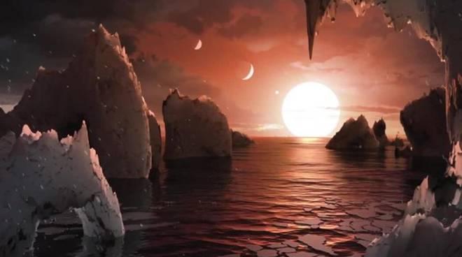 Alla scoperta di Trappist-1 e del nuovo sistema