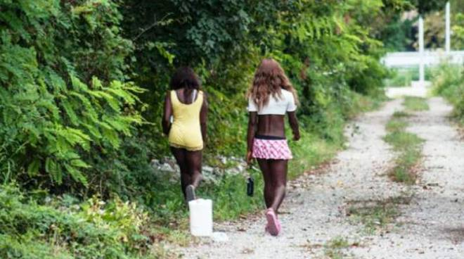 prostitute nigeriane