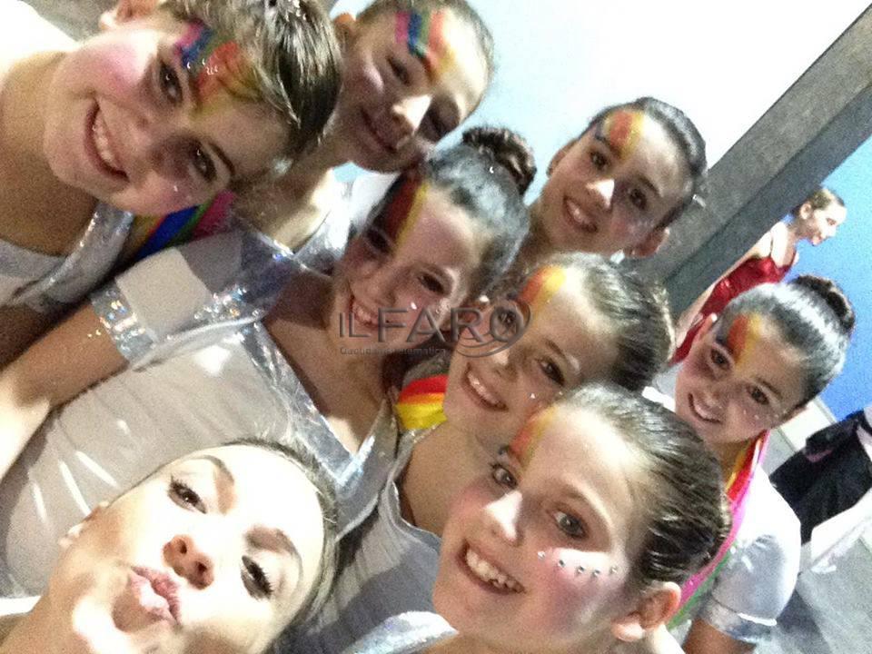 Fly Dancing di #Fregene, successo in un contest regionale