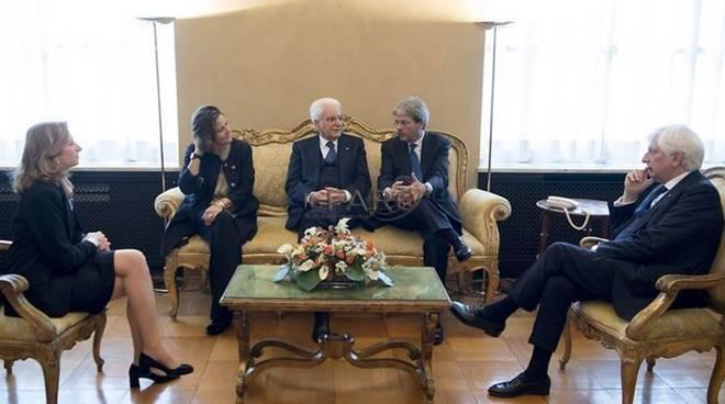 ##Mattarella incita a battaglia contro mafie: è lotta che tocca tutti