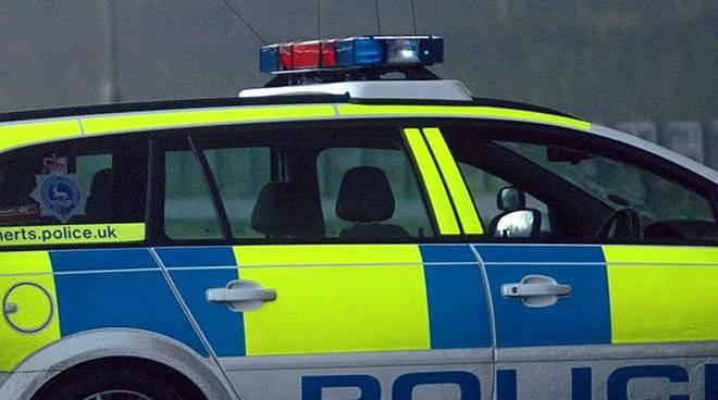polizia inglese londra