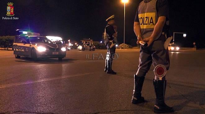 controlli polizia lungomare ostia