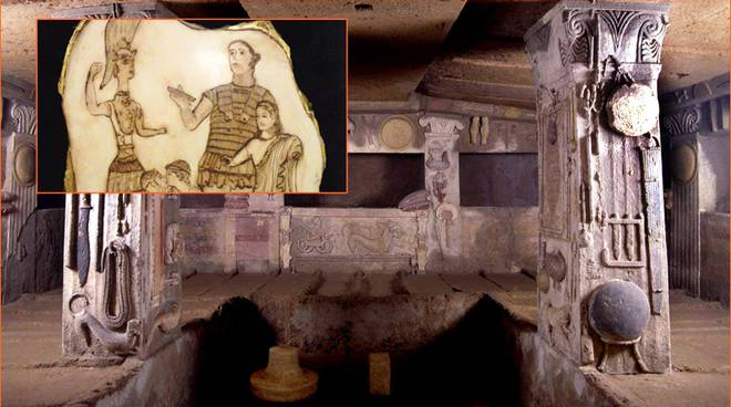 etruschi archologia arte lorenza altamore
