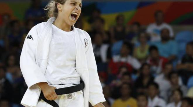 EUROPEI JUDO GIUFFRIDA ELIMINATA