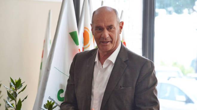 il sindaco di Tarquinia, Mauro Mazzola