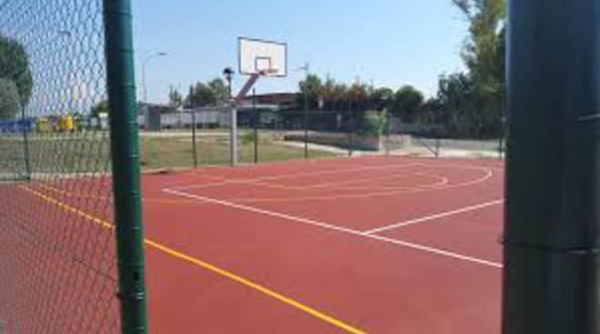 inaugurazione campi sportivi parco borsellino