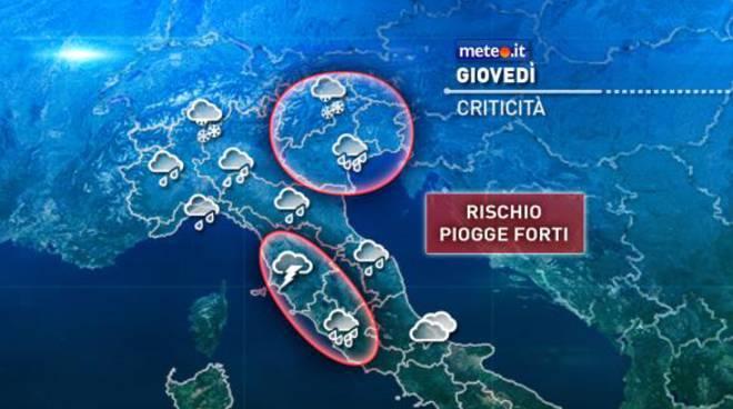 METEO - Le previsioni del tempo a Catania per il week-end