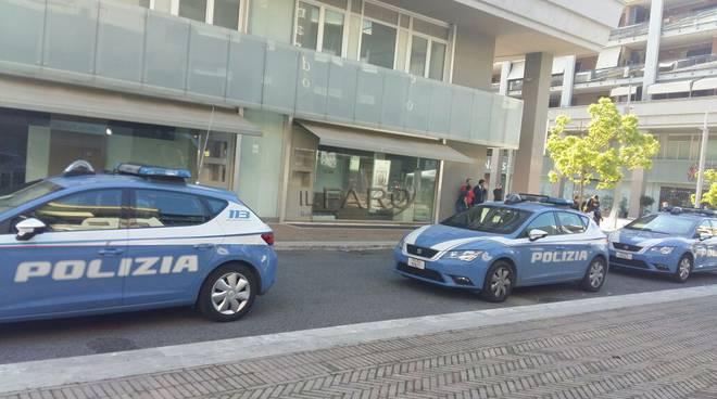polizia parco leonardo