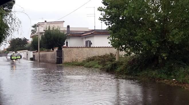 alluvione isola sacra