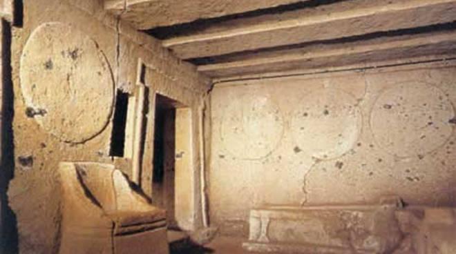 Apertura al Sito Unesco della Necropoli della Banditaccia