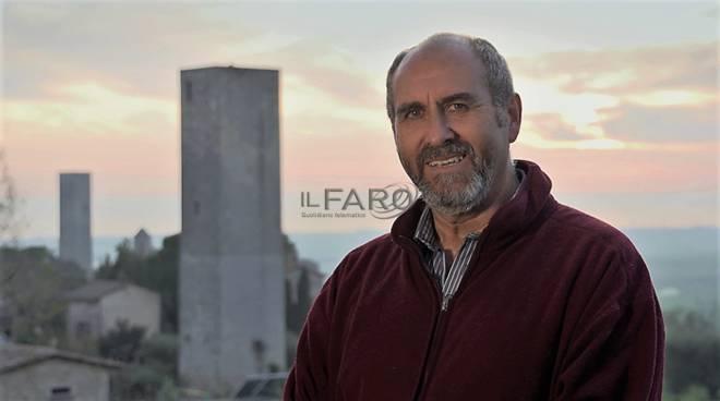 ernesto cesarini, candidato sindaco M5S di Tarquinia
