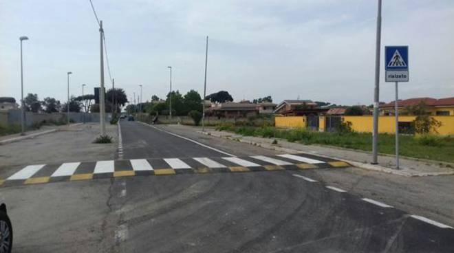 interventi stradali anzio