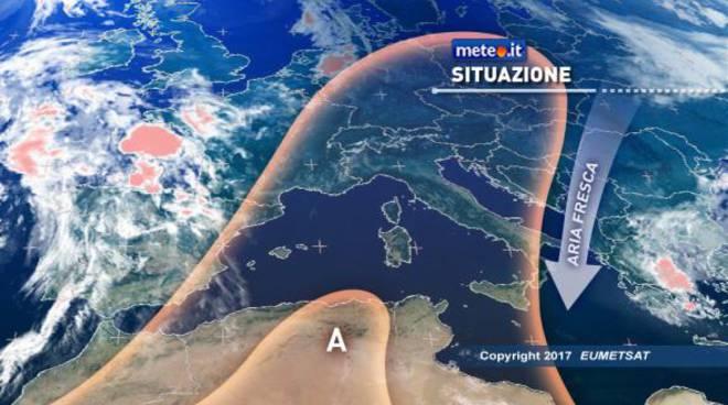 METEO, Hannibal infuocherà l'Italia, fino a 34° la settimana prossima