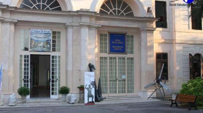 museo ivico anzio