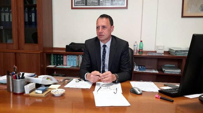 Natalino Corbo, crisi idrica